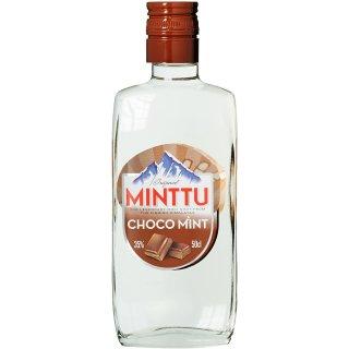 Minttu Choco Mint Likör 1x0,5l