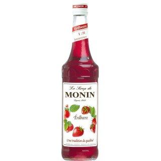 Monin Erdbeer 1x0,7l