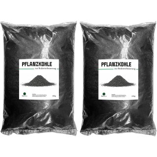 H-O Pflanzenholzkohle 2x50 Liter Sack
