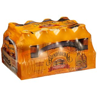 Bundaberg Ginger Brew 12x0,33l