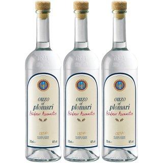 Ouzo of Plomari 3x0,7l