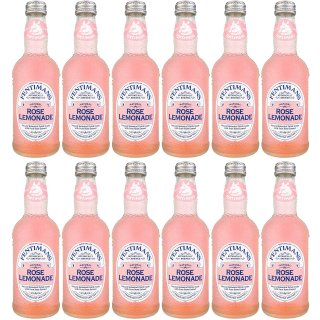 Fentimans Rose Lemonade12x0,275l