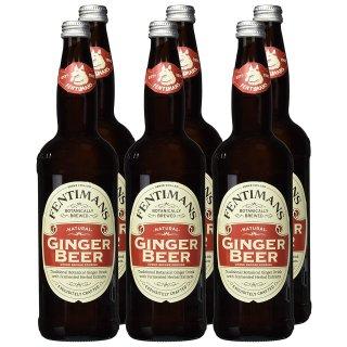 Fentimans Ginger Beer 6x0,75l