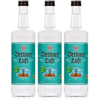 Berliner Luft Pfefferminzlikör 3x0,7l