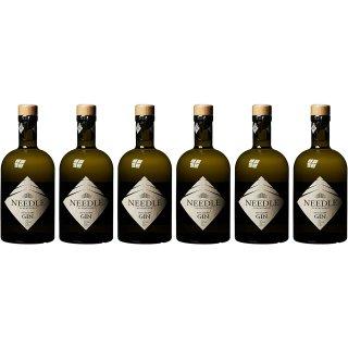 Needle Blackforest Distilled Dry Gin 6x0,5l