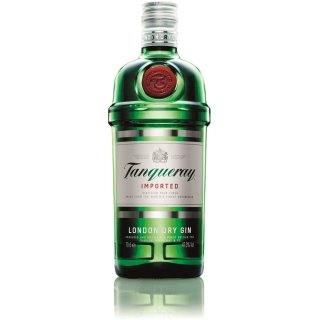 Tanqueray London Dry Gin 1x0,7l