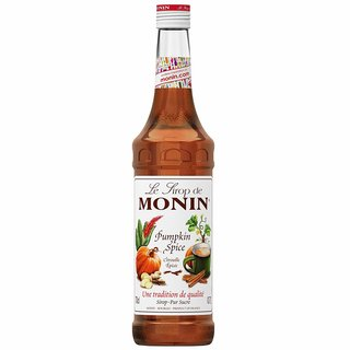 Monin Pumpkin Spice Sirup 0,7l