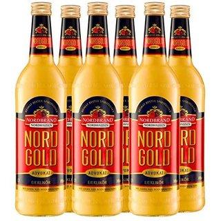 Nordgold Eierlikör 6x0,7l