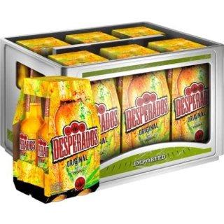 Desperados Original 24x0,33l (Original Tequila)