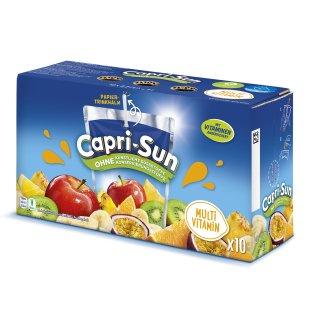 Capri-Sun Multivitamin 4x10 x0,2l