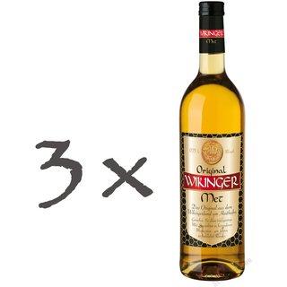 Original Wikinger Met 3x0,75l