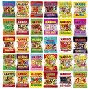 Haribo Mischpaket ca. 4,0 Kg, 20 verschiedene Artikel...