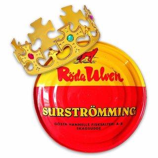 Surströmming Röda Ulven Challege Set
