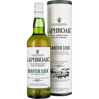 Laphroaig Quarter Cask Islay Single Malt Scotch Whisky 1x0,7l