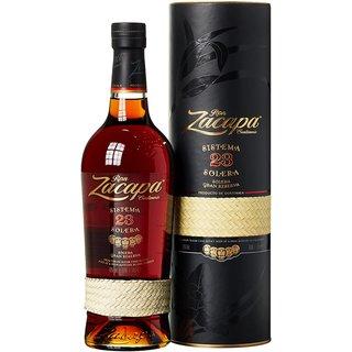Ron Zacapa 23 Centenario Sistema Solera Rum 1x0,7l