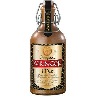 Original Wikinger Met im Tonkrug 1x0,5l