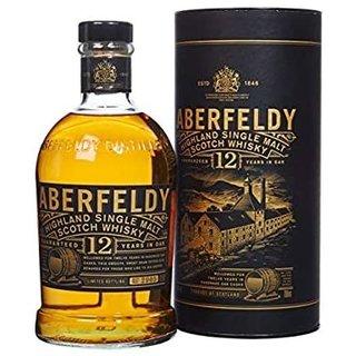 Aberfeldy Highland Single Malt Whisky 1x0,7l
