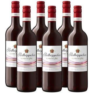 Rotkäppchen Wein Alkoholfrei Spätburgunder 6x0,75l