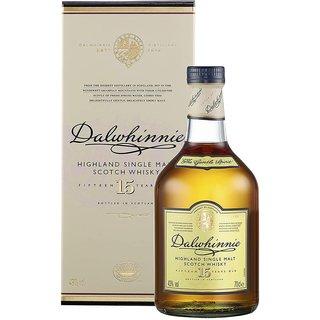 Dalwhinnie Highland Single Malt Scotch Whisky 15 Jahre 1x0,7l