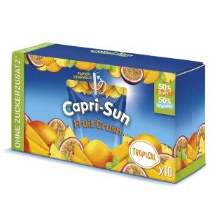 Capri Sun Fruit Crush Tropical 4x10x0,2l