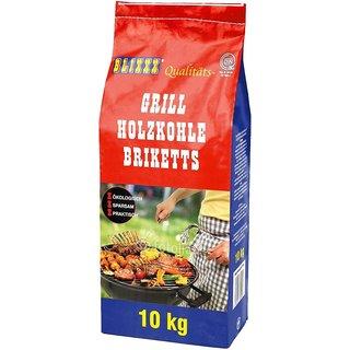 BLIXXX Grillbriketts / Holzkohlebriketts 1x10kg