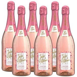 Jules Mumm Sekt Rosé Dry 6x0,75l