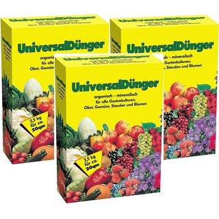 Universaldünger 3x2,5kg
