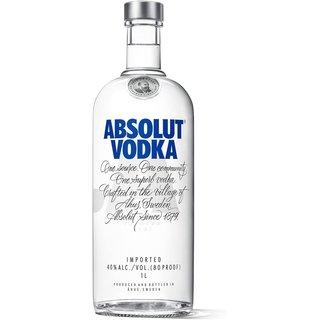Absolut Vodka Original 1x1l