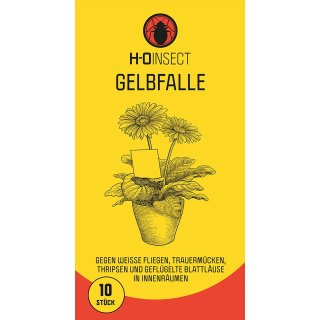 H-O – Gelbfalle 5 Packungen