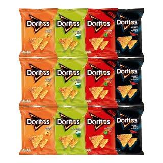 Doritos Snacks Box – 12x125g