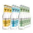 Fever Tree Elderflower Tonic Water Mix 12x0,2l