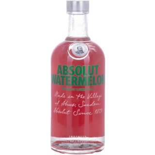 Absolut Watermelon flavored Vodka 1x0,7l