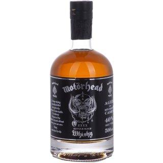 Motörhead XXXX Whisky by Mackmyra 1x0,5l