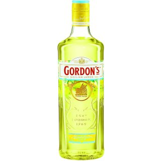 Gordons Sicilian Lemon Gin 1x0,7l
