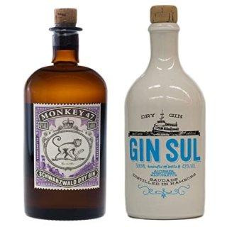 Monkey 47 & Gin Sul 2x0,5l