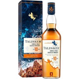 Talisker 10 Jahre Single Malt Scotch Whisky 1x0,7l