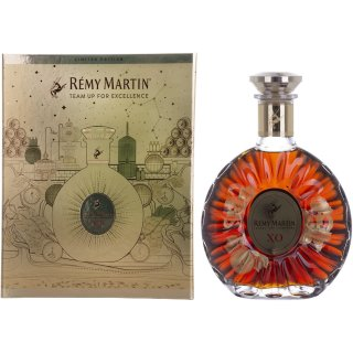Rémy Martin XO Special Gold Limited Edition 1x0,7l  (in Geschenkbox)
