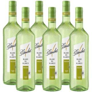 Blanchet Blanc de Blancs Weißwein Trocken 6x0,75l