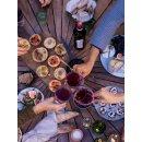 Blanchet Merlot Rotwein Trocken 6x0,75l