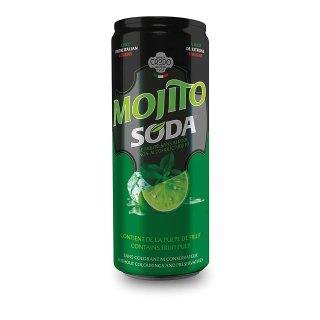 Mojito Soda 24x0,33l