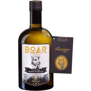 Boar Blackforest Premium Dry Gin 1x0,5l