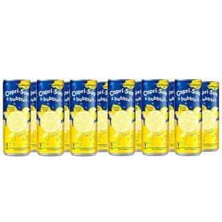 Capri-Sun bubbles Lemon 12x0,33l