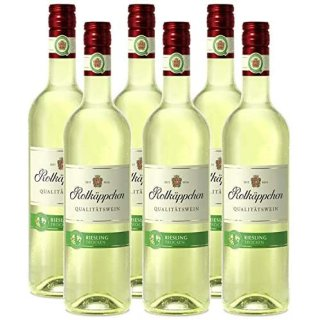 Rotkäppchen Qualitätswein Riesling trocken 6 x 0,75l