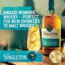 Singleton of Dufftown 12 Jahre in Geschenkbox 1x0,7l